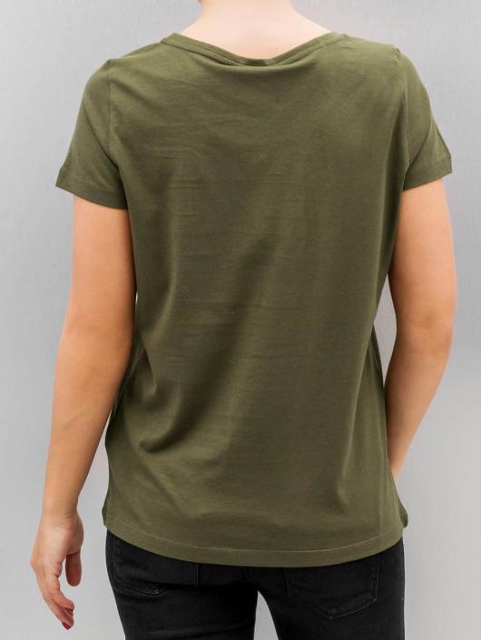 Vero Moda T-shirt Vmarmy grön