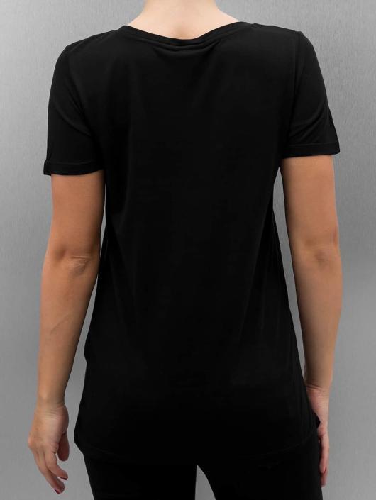 Vero Moda T-Shirt VmChristmas Sequin noir