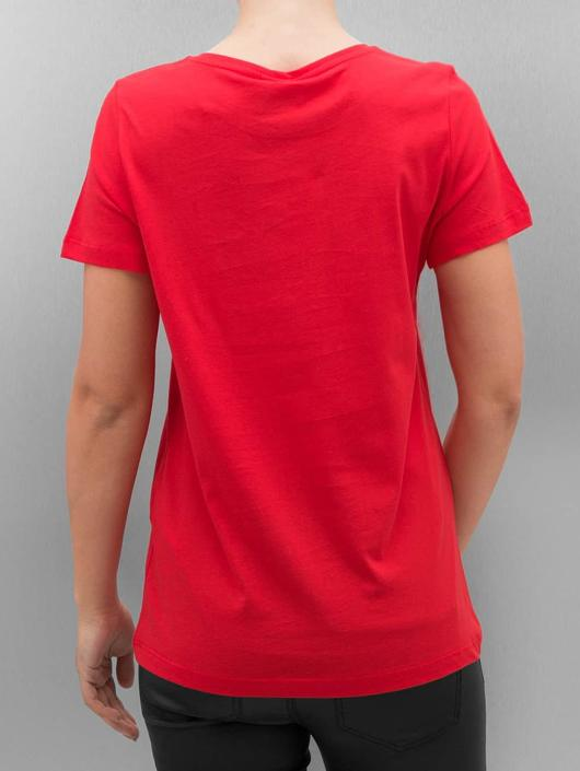 Vero Moda T-shirt VmMy Christmas röd