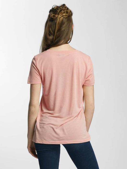 Vero Moda T-Shirt vmSpicy rosa