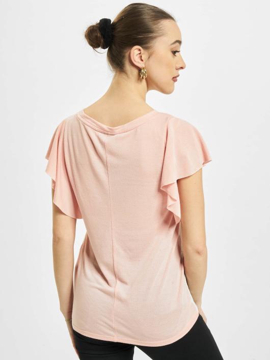 Vero Moda T-Shirt vmLife rosa