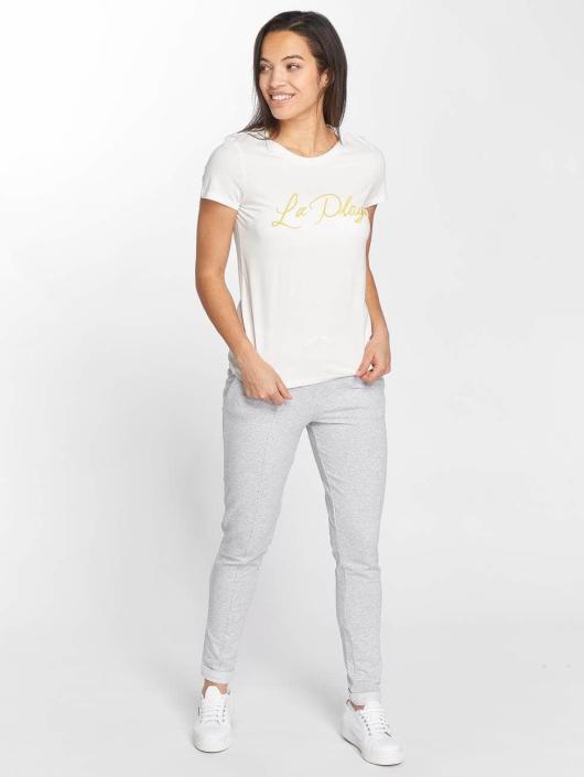 Vero Moda T-Shirt vmLola white