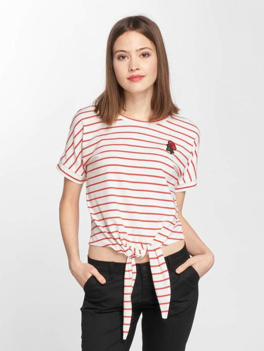 Vero Moda T-Shirt vmLirose white