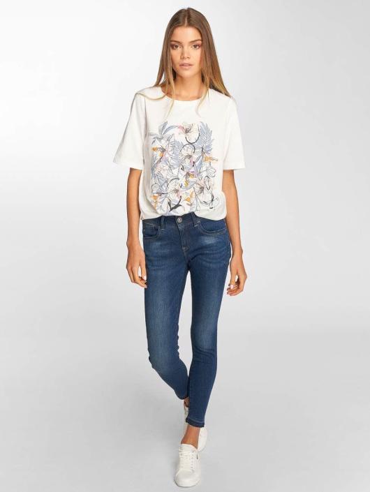 Vero Moda T-Shirt vmVacation white