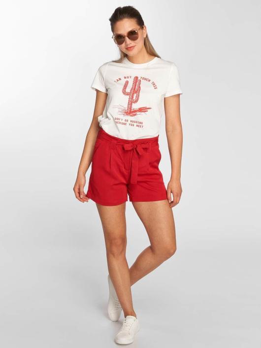 Vero Moda T-Shirt vmWild white