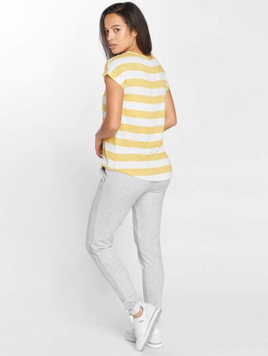 Vero Moda T-Shirt vmWide yellow