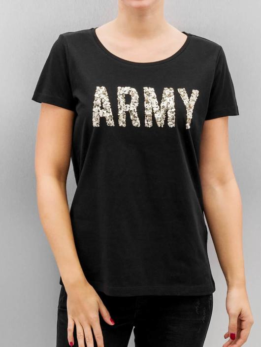 Vero Moda T-shirts Vmarmy sort