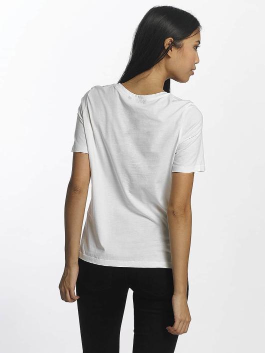 Vero Moda T-Shirty vmPanda bialy