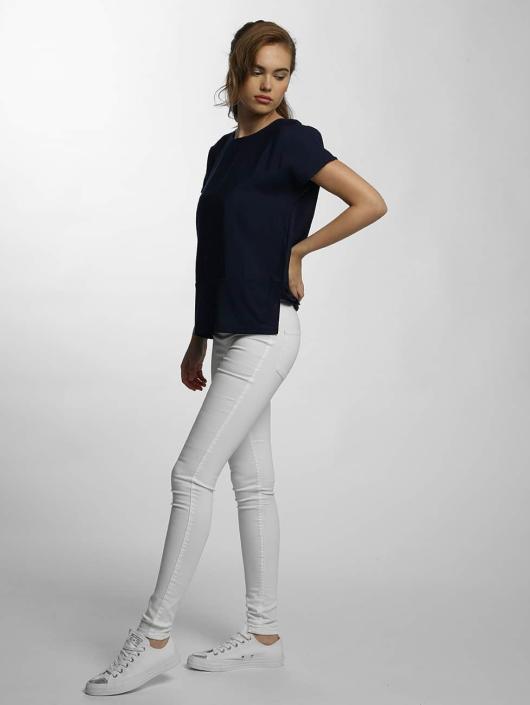 Vero Moda T-Shirty vmSatino niebieski