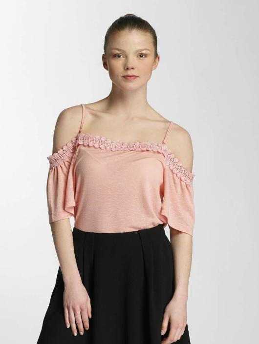 Vero Moda T-Shirty vmLua pomaranczowy