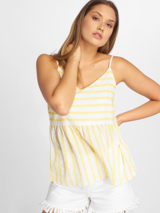 Vero Moda Top vmSunny Stripy weiß