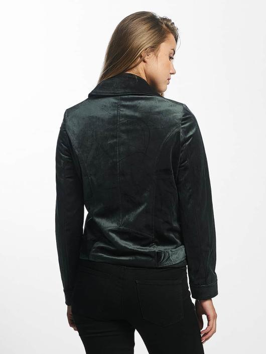 Vero Moda Transitional Jackets vmOrlon Vlevet Short grøn