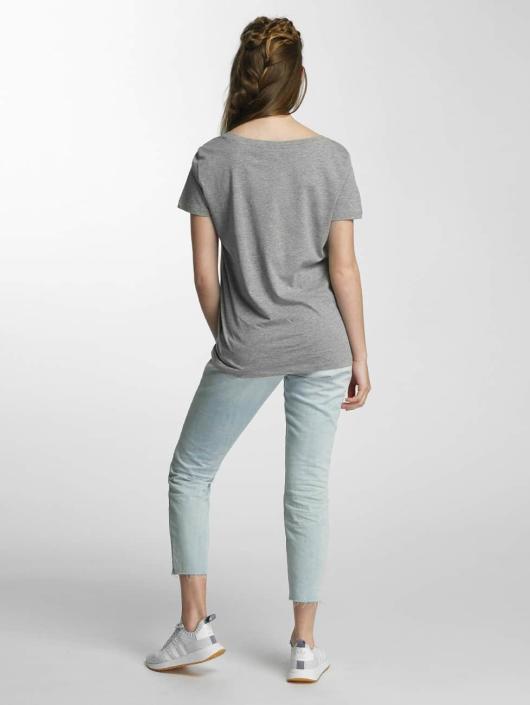 Vero Moda Tričká vmSpicy šedá