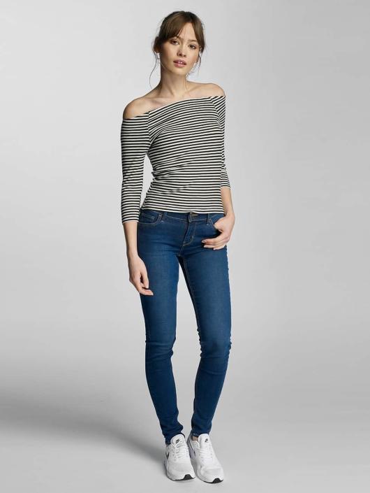 Vero Moda Tričká dlhý rukáv vmYeng biela