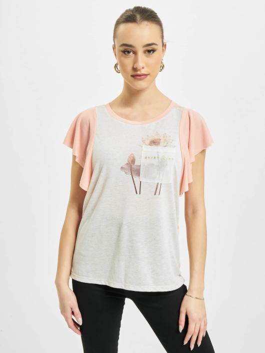 Vero Moda Tričká vmLife ružová