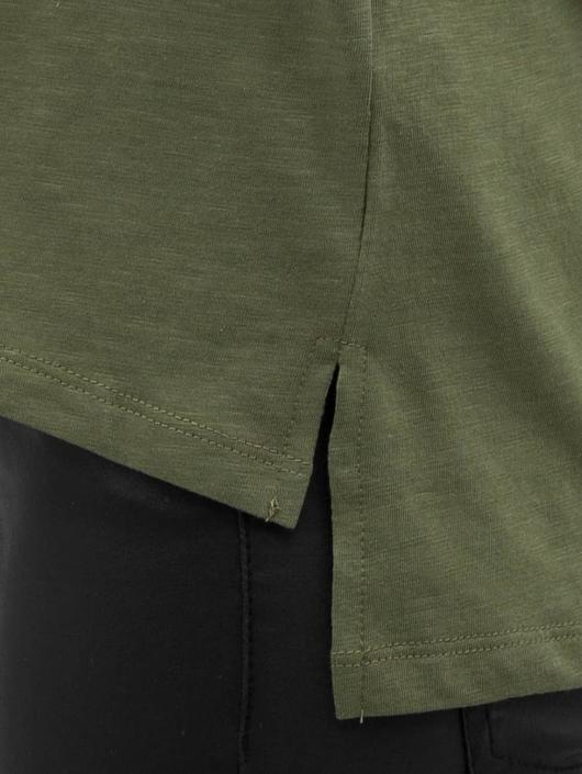 Vero Moda Tričká vmArmy zelená