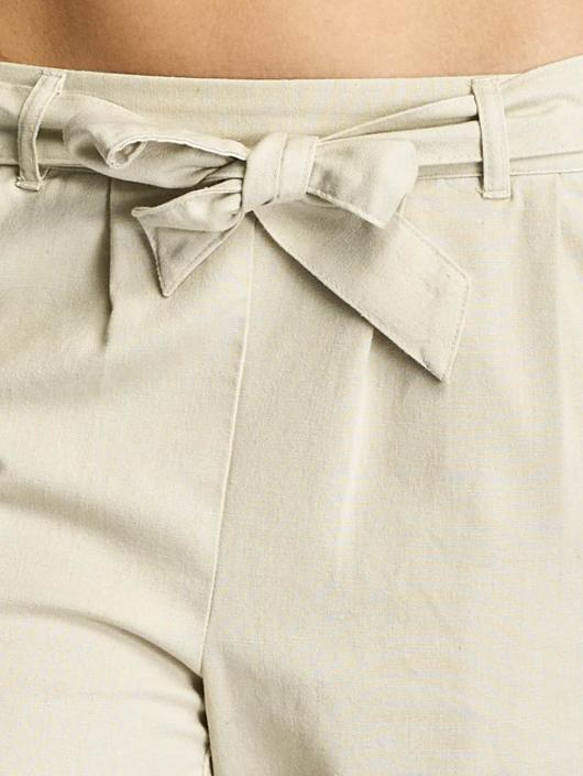 Vero Moda Tygbyxor VMMilo-Citrus beige