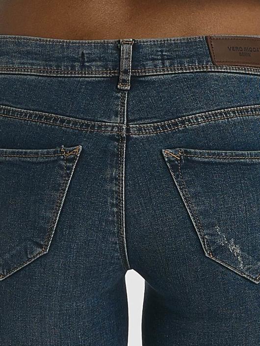 Vero Moda Tynne bukser vmFive blå