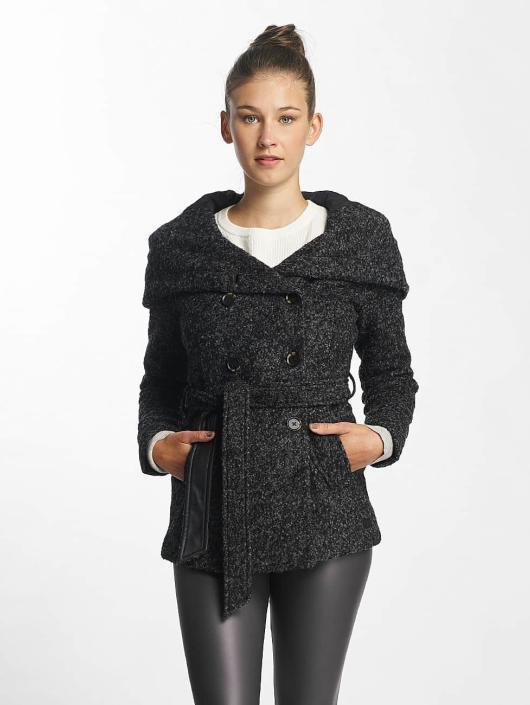 Vero Moda Übergangsjacke vmMunich Loop Wool grau