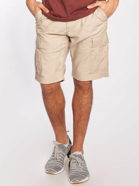 Vintage Industries Shorts Kirby beige