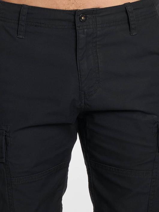 Vintage Industries Shorts Kirby blau