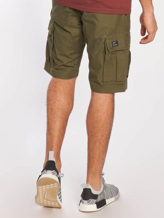 Vintage Industries Shorts Kirby olive