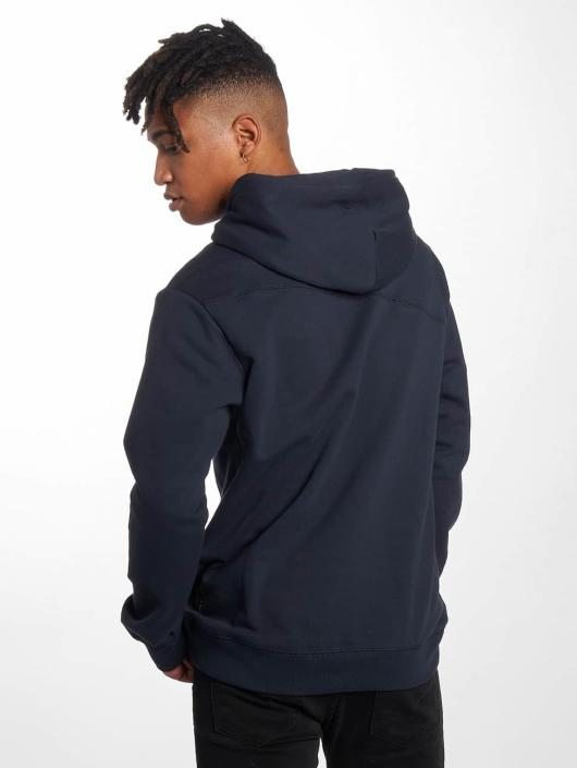 Volcom Hoodie Single Stone blue