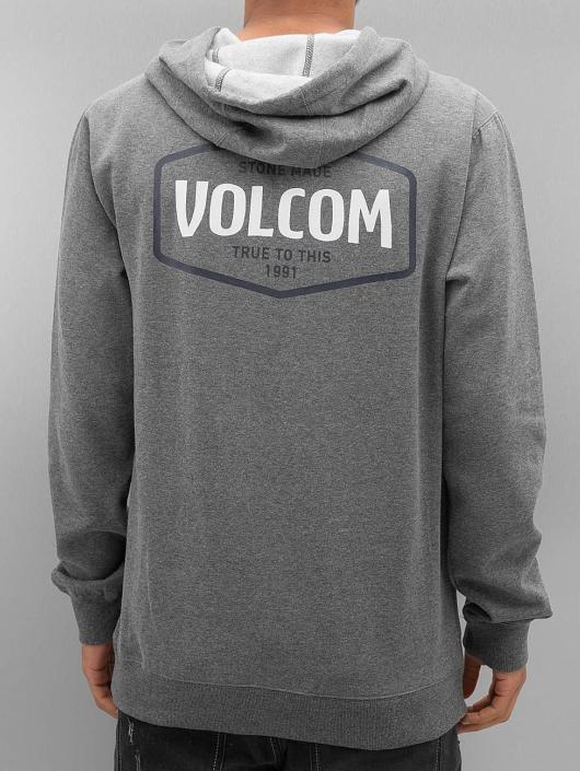Volcom Hoodie Packsaddle grå