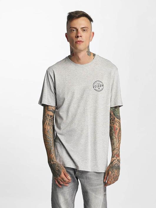 Volcom T-Shirt On Look Basic gray