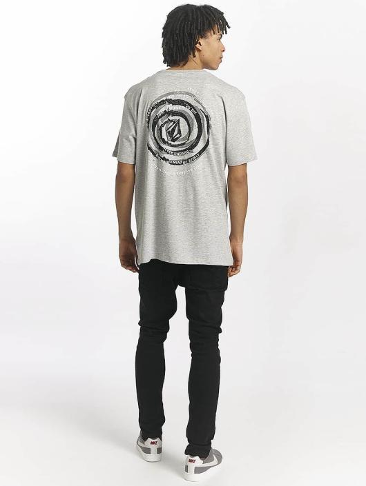 Volcom T-Shirt Comes Around gray