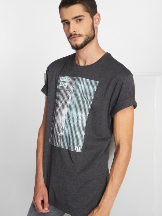 Volcom T-Shirt Line Tone Hth grey