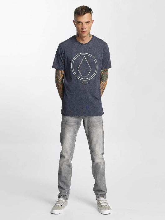Volcom T-Shirt Pinline Stone Heather indigo