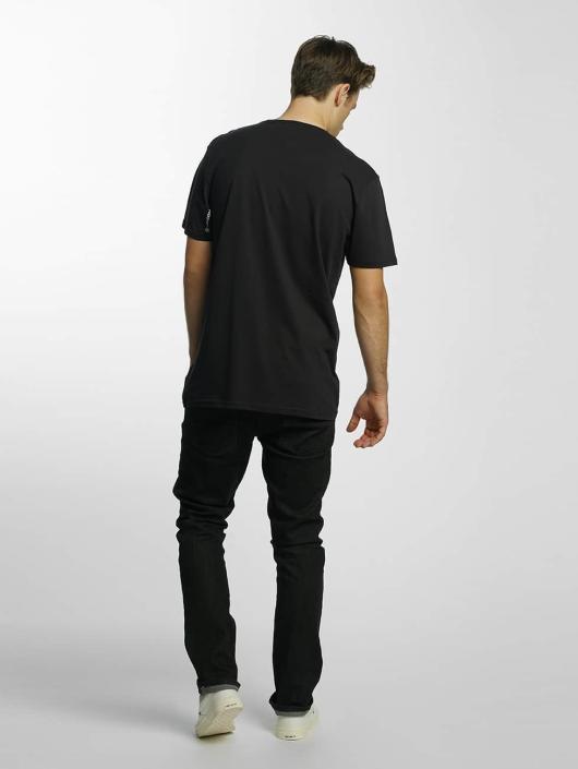 Volcom T-Shirt Line Euro Basic schwarz