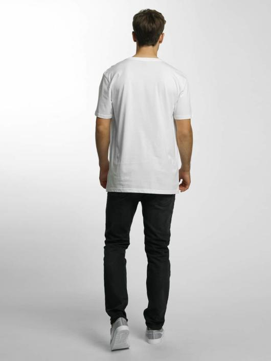 Volcom T-Shirt Circle Stone Basic weiß