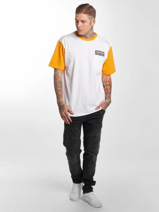 Volcom T-Shirt Angular Hw white