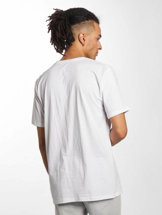 Volcom T-Shirty Circle Stone bialy
