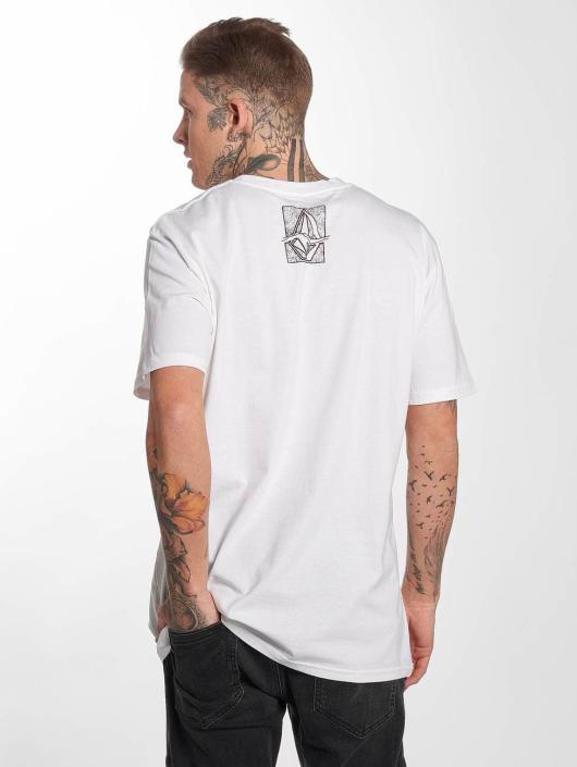 Volcom T-Shirty Edge Basic bialy