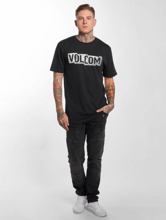 Volcom T-Shirty Edge Basic czarny
