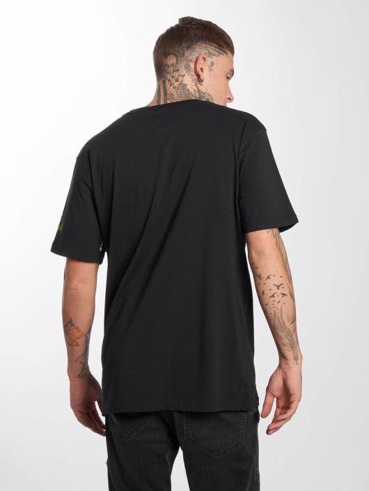 Volcom T-Shirty Shatter Basic czarny