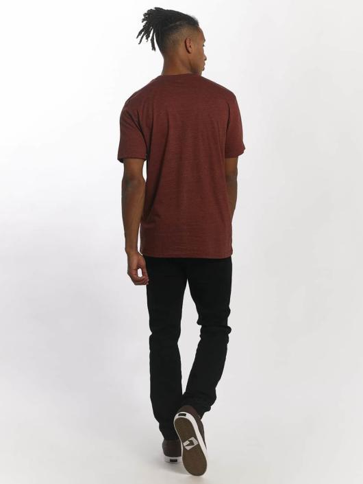 Volcom T-Shirty Circle Stone czerwony