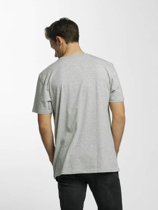 Volcom T-Shirty Circle Stone Basic szary