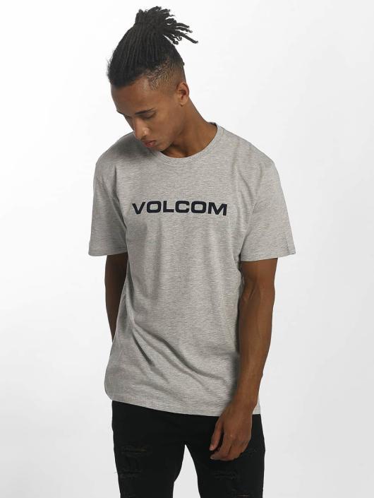 Volcom T-Shirty A3511851 szary