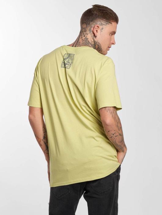 Volcom T-Shirty Edge Basic zólty