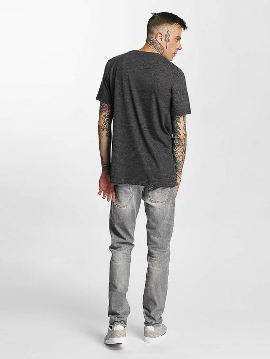Volcom T-skjorter Pinline Stone Heather grå
