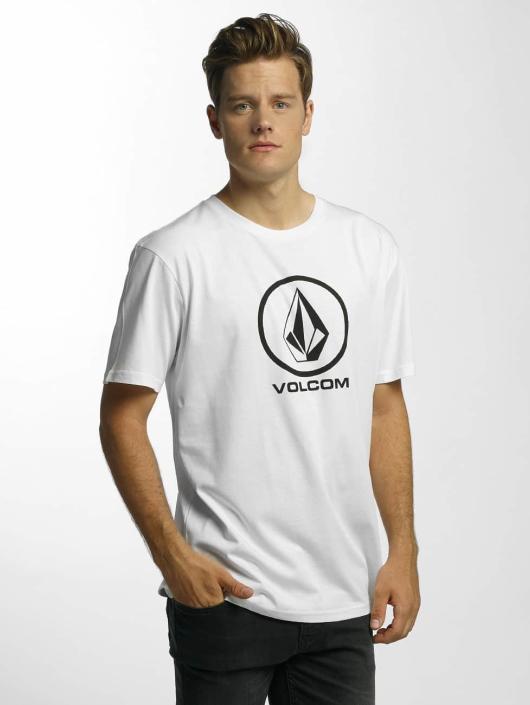 Volcom T-skjorter Circle Stone Basic hvit