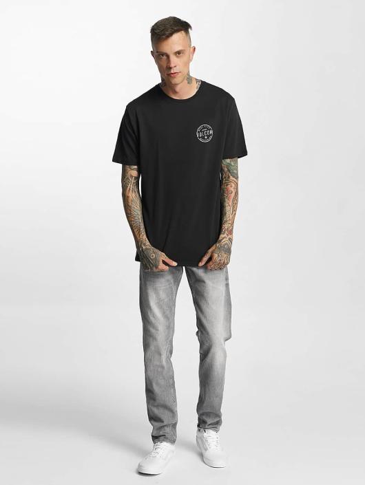 Volcom T-skjorter On Look Basic svart