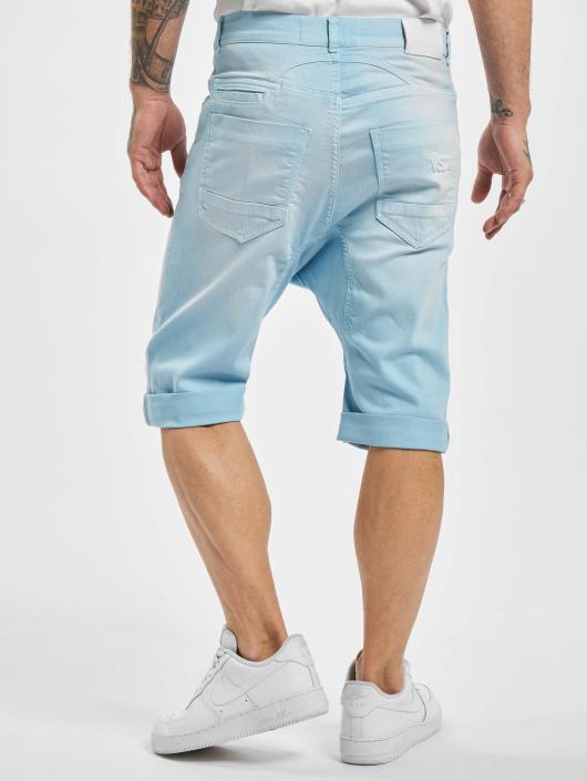 VSCT Clubwear Šortky Spencer Bermuda modrá