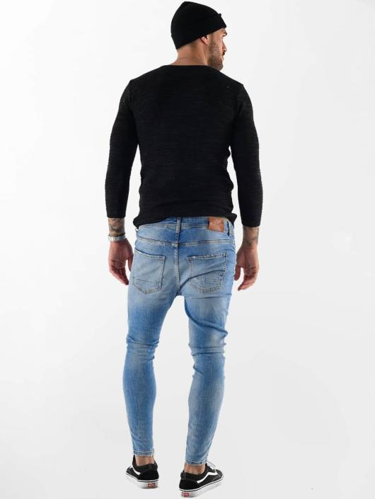 VSCT Clubwear Antifit Thor Destroyed blauw