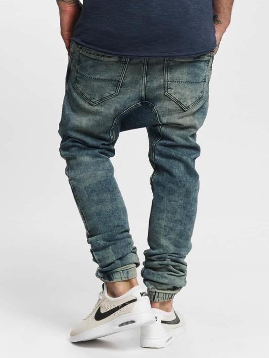 VSCT Clubwear Antifit Noel Cuffed Jogg Bleached blue