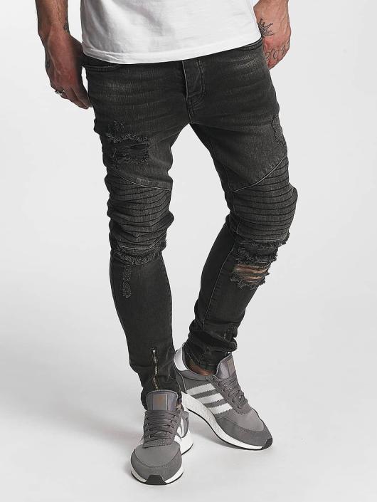 VSCT Clubwear Antifit Thor Biker Kneecut Slim grijs